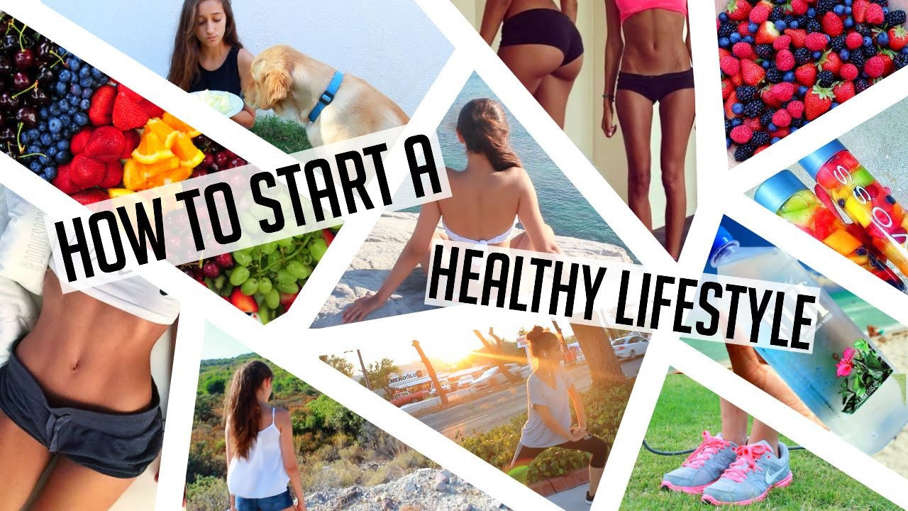 How to start a healthy lifestyle get fit stay organized for Lift style