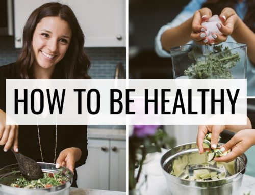 HOW TO BE HEALTHY | 5 tips for plant-based eating