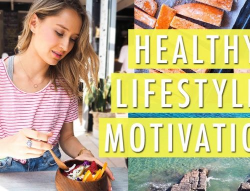 Healthy Lifestyle Motivation | TOP TIPS to make it last!