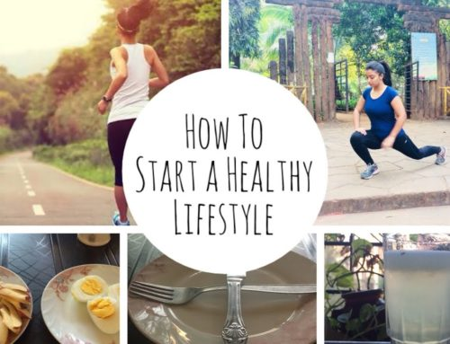 Tips For Starting A Healthy Lifestyle ! Get Fit With Me