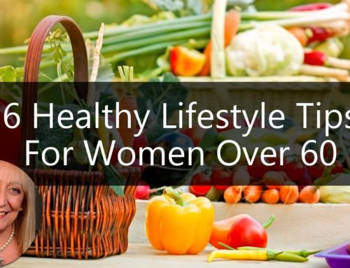 6 Healthy Lifestyle Tips for Women Over 60 | How to Live Longer
